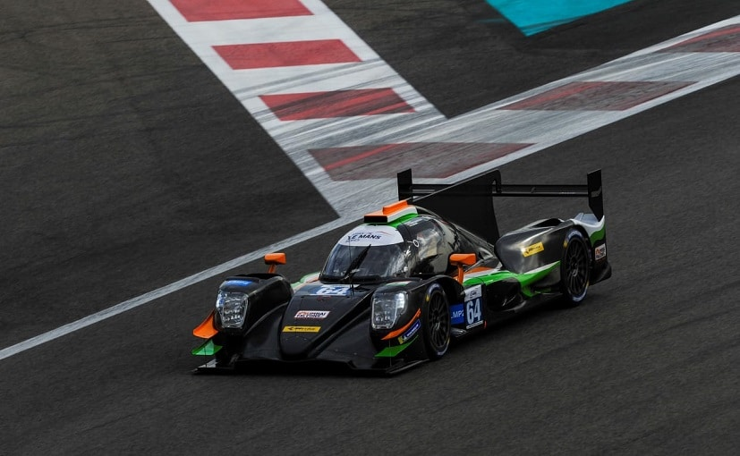 Racing Team India finished fifth in both 4-hour races at the Yas Marina Circuit in Abu Dhabi