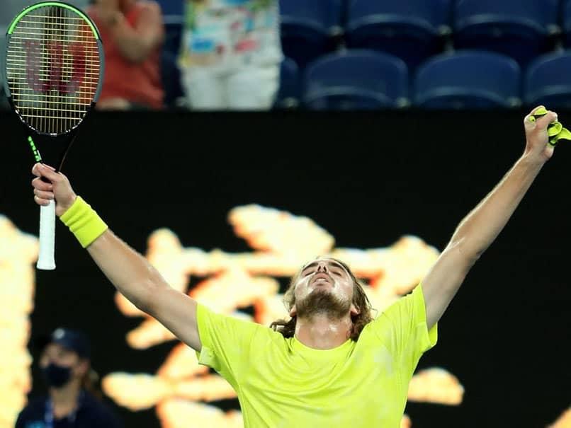 Australian Open: Stefanos Tsitsipas Survives Five-Set Marathon To Enter Third Round