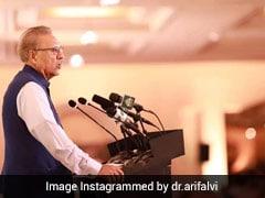 Paris Raps Pakistan Over President Arif Alvi's Remarks On French Muslims