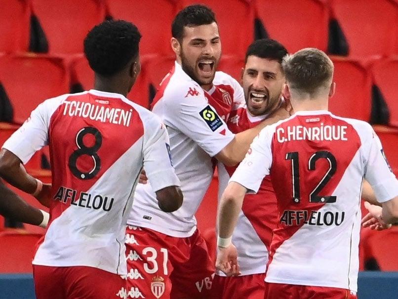 Ligue 1 Monaco Dent Paris Saint Germain Title Hopes As Lille Reclaim Top Spot Football News