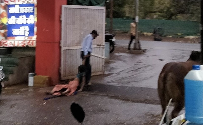 Guard Caught Dragging Woman Out Of Madhya Pradesh Hospital In Photos