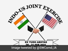 "US Army Contingent Arrives In India For Joint Military Exercise ""Yudh Abhyas 20"""