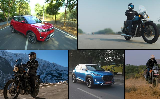 Videos : Raftaar Rebooted Episode 33 | Mahindra XUV300 Petrol AutoShift | cnb Viewers' choice nominees