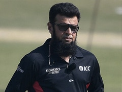 Pakistan Super League: Aleem Dar's Reaction After His On-Field Decision Stood On Review Is Priceless. Watch