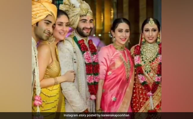 Kareena Kapoor Shares A Throwback From Armaan Jain And Anissa Malhotra's Wedding