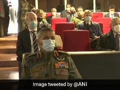 Indian Army Briefs Foreign Envoys Visiting J&K On Pakistan's Role In Cross-LoC Terror