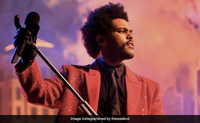 Super Bowl 2021: The Weeknd's Halftime Performance Starts Meme Fest On Twitter - NDTV