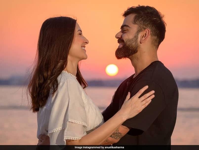"""""""Forever And Beyond"""": See Anushka Sharmas Valentines Day Post For Virat Kohli"""