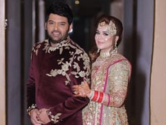 It's A Baby Boy For Kapil Sharma And Ginni Chatrath
