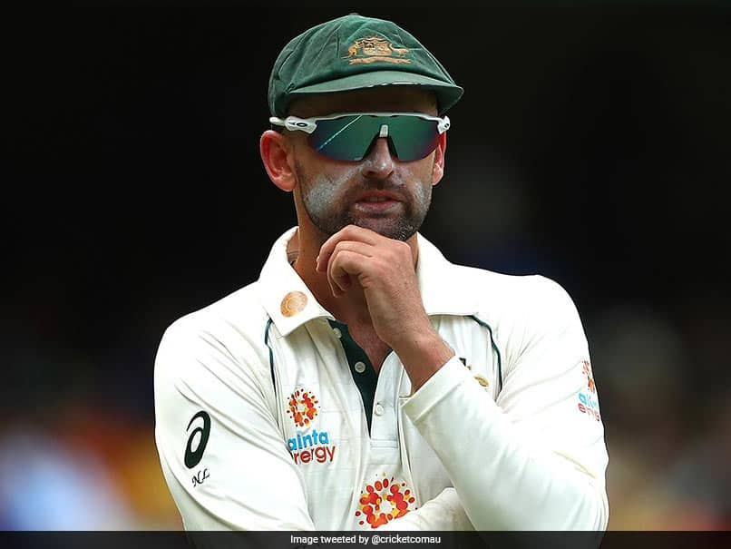 """Seems To Start Crying About It"": Nathan Lyon Hits Out At Ahmedabad Pitch Critics"