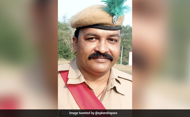 Odisha Cop Rescues Children From Car Of Drunk Father, Drives Them Home