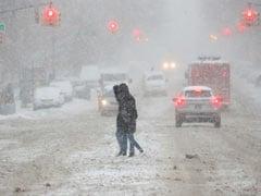 """Life-Threatening Situation"": Snow, Wind Hammer US Northeast"