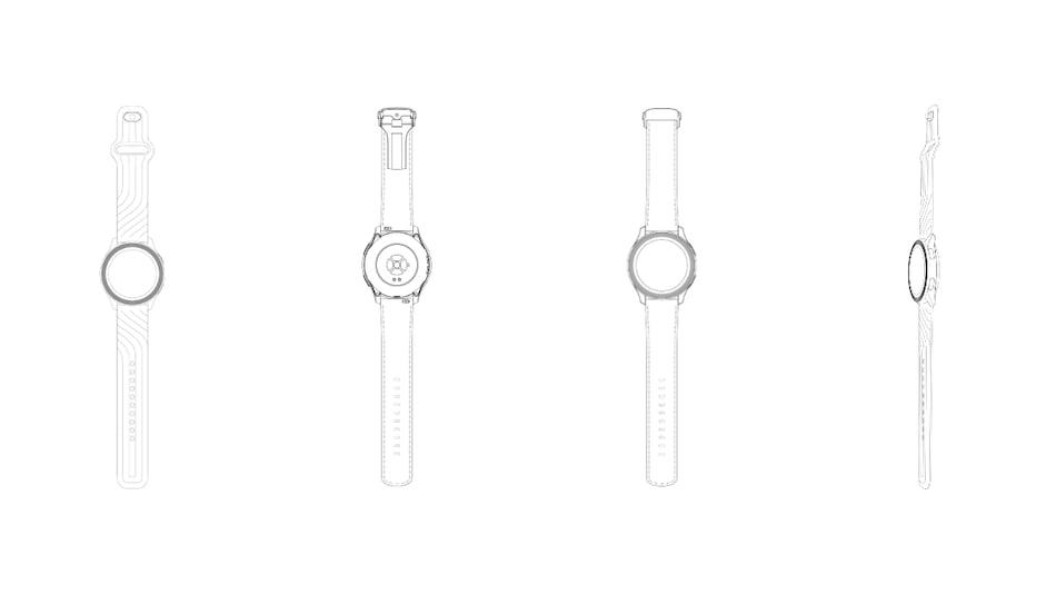 OnePlus Watch जल्द होगी लॉन्च, नए पेटेंट में दिखाई दिया डिजाइन