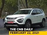 Video : 2021 Tata Safari Prices | New-Gen C-Class Leaked | Hyundai Offers
