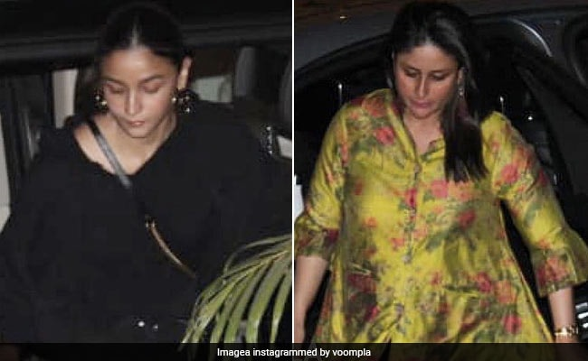 Alia Bhatt, Ranbir Kapoor, Kareena Kapoor Khan including the entire Kapoor family attended Randhir Kapoor's birthday party, see photos and videos