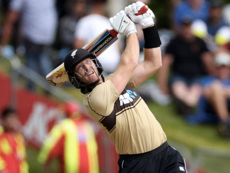 New Zealand vs Australia: Martin Guptill Goes Past Rohit Sharma To Record Most Sixes In T20Is