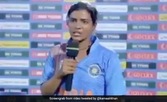 इस क्रिकेटर ने सुनाई किसानों की दास्तान, बोलीं, 'जब एक किसान हिम्मत हारता है', बॉलीवुड एक्टर ने शेयर किया Video