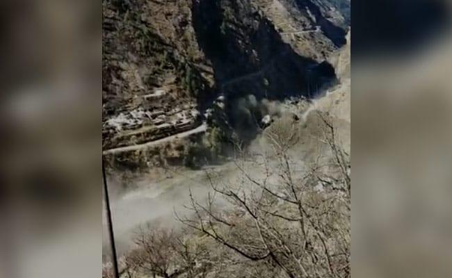 Uttarakhand Energy Mission Broken After Glacier Break, Many Feared Caught