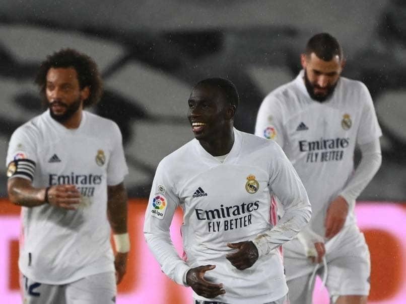 La Liga: Real Madrid Beat Getafe To Close Gap With League Leaders Atletico
