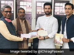 Chirag Paswan Donates Rs 1.11 Lakh For Ram Temple