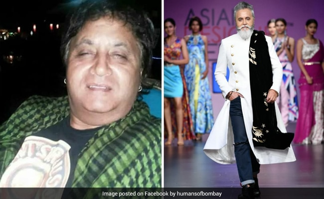 He Lost 50 Kgs, Became A Model In His 50s. Here's What Inspired Him