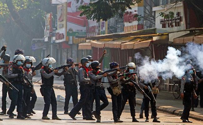 3 Myanmar Cops Take Refuge In Mizoram Fleeing Military's Orders