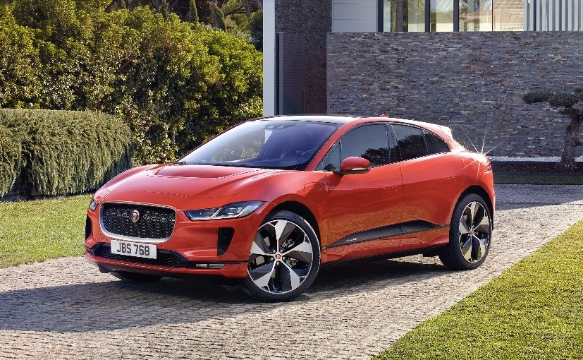 The Jaguar I-Pace will take on the Mercedes-Benz EQC in the segment
