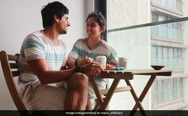 Valentine's Day 2021: Ira Khan Got This Special Gift From Boyfriend Nupur Shikhare - NDTV