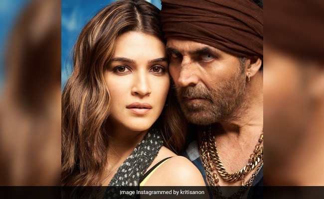 Bachchan Pandey: Akshay Kumar And Kriti Sanon's New Look From The Film