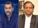 Video : Ex-Finance Secretary Reacts To PM Modi's Remarks On IAS Officials