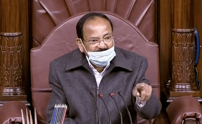 'Please Attend Parliament, Make Use Of Library': Venkaiah Naidu To MPs