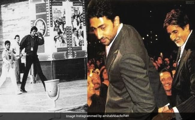'I Led Him Once...': On Abhishek's Birthday, Amitabh Bachchan Shows What's Changed With Time