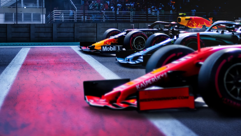 Netflix documentary series chronicles the behind-the-scenes drama of the F1 season