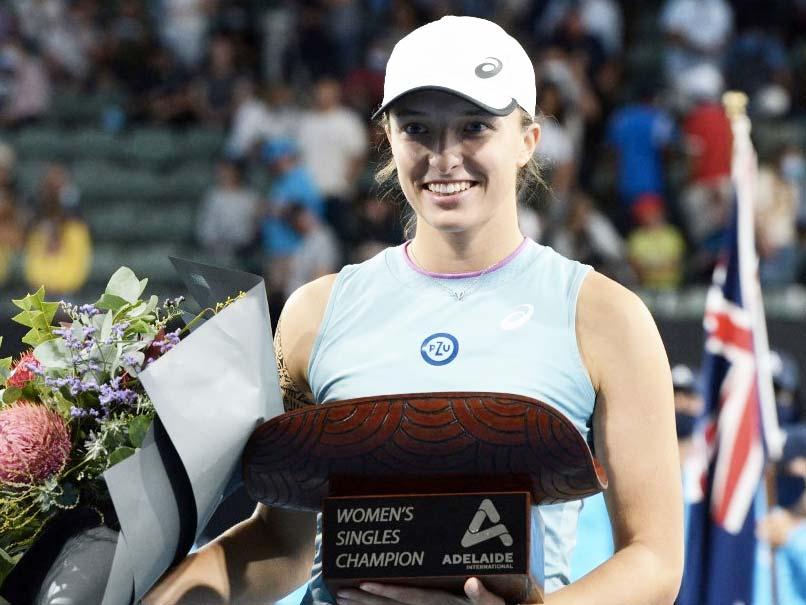Adelaide International: Iga Swiatek Eases Past Belinda Bencic To Win Title