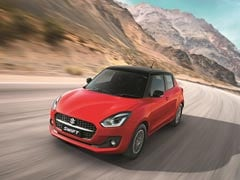 Maruti Suzuki Launches All-New Swift 2021; Shares Trade Marginally Higher