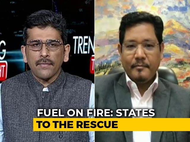 Video : Meghalaya Cuts Tax On Fuel, Chief Minister Says Need To Provide Relief