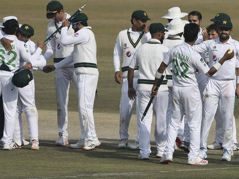 Image result for Pakistan beat South Africa in the Test series:
