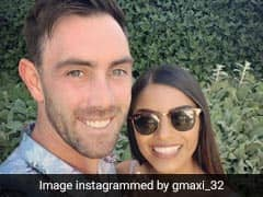 Jimmy Neesham Gatecrashes Maxwells Insta Post With Indian-Origin Fiancee