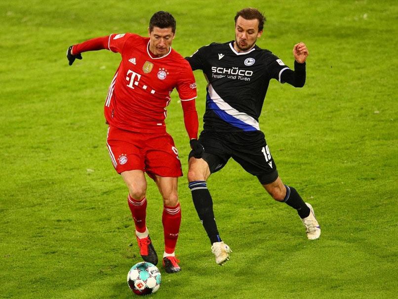 Bundesliga: Bayern Munich Held At Home By Strugglers Arminia Bielefeld In Six-Goal Thriller