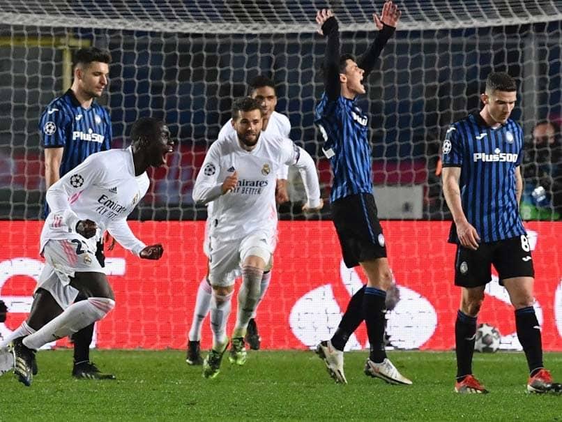 Champions League: Ferland Mendy Winner Puts Real Madrid In Driving Seat vs Atalanta | Football News