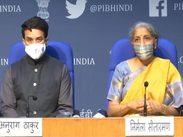 Video : India Doubles Healthcare Spending In Annual Budget, And Other Top Stories