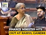 "Video : ""Give Land Taken By <i>Damadji</i>"": Gandhis Get ""<i>Hum Doh, Hamare Doh</i>"" Reply"