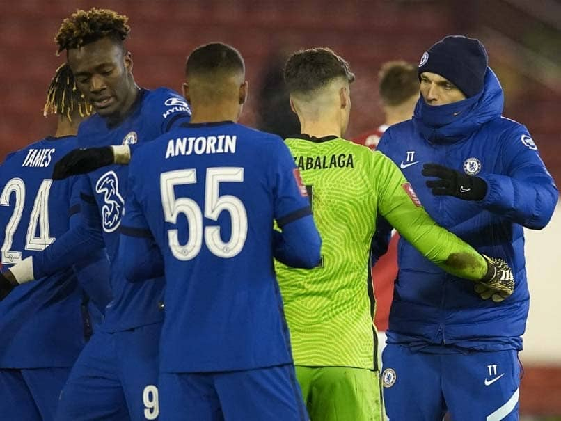 Chelsea, Southampton Secure FA Cup Quarter-Final Berths