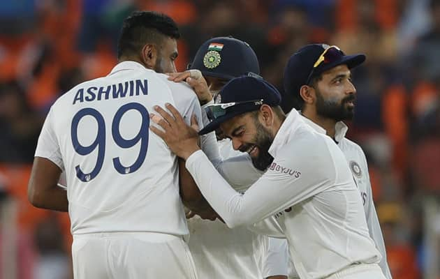 """Modern Day Legend"": Virat Kohli Tips His Hat To Ravichandran Ashwin"