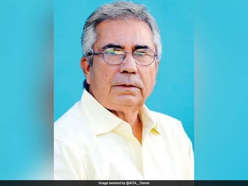 Indian Tennis Legend Akhtar Ali Dies At 83