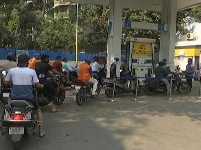 Video : Fuel Prices Hit Record High Across Metro Cities
