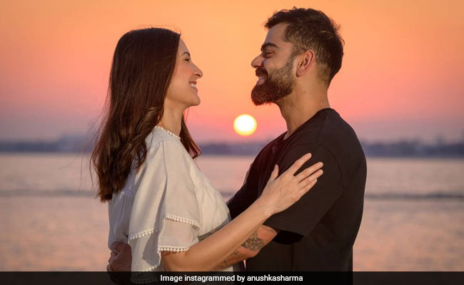 Valentine's Day 2021: Anushka Sharma, 'Not Too Big On This Day', Shared Sunset Pic With Virat Kohli Because...