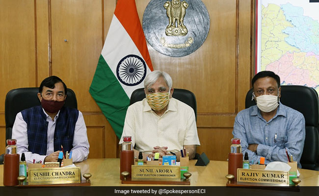 Top Election Commission Officials To Visit Tamil Nadu, Puducherry, Kerala