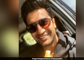 Vicky Kaushal's Post Work-Out Pancakes Are A Vision; See Pic