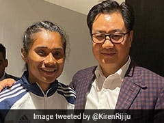 Hima Das Will Keep Running For India, Says Kiren Rijiju After Assam Government Appoints Sprinter As DSP